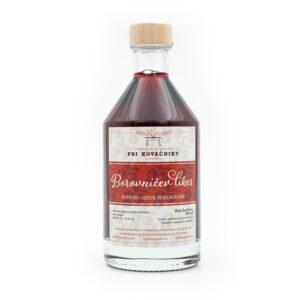 Liqueurs and spirits